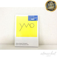 NEW Blu-ray Disc Yellow Magic Orchestra Live in San Francisco 2011 from JAPAN