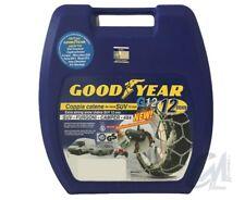247 77936 CATENE DA NEVE GOOD YEAR G12 MISURA 235/65-17 PER AUDI Q5 QUATTRO