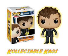 Doctor Who - Glow in the Dark Regeneration 10th Doctor Pop! + PROTECTOR