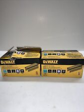 Dewalt 1 in. Insulated Electrical Staples (2 Boxes)
