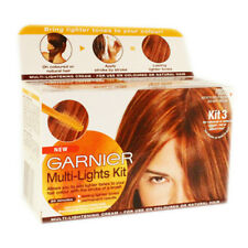 Garnier multi-lights éclaircissement kit coloration cheveux Cuivre / rouge/