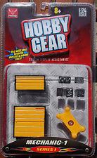 16051 Werkstatt Zubehör Werkzeug schränke, Mechanic 1, 1:24, Hobby Gear