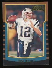 2000 Bowman #236 Tom Brady New England Patriots