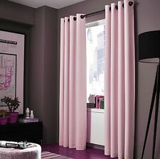 2 ADAM Greek Insulated Thermal Sunlight Blocking Blackout Window Curtain Panels