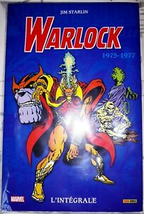 1 INTEGRALE WARLOCK 1975-1977 - Marvel Classic - Panini - comics