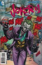BATMAN ISSUE 23.1 - FIRST 1st PRINT 3D LENTICULAR JOKER VARIANT - DC NEW 52