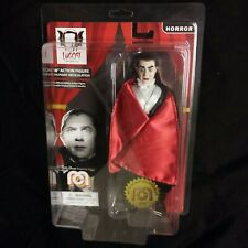 """DRACULA - 8"""" MEGO Vampire Action Figure #204 / Horror Monster w Protective Case"""