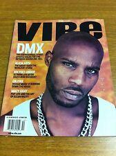 Vibe Magazine Dmx Cover And Article October 2001 Alicia Keys Macy Gray Death Row