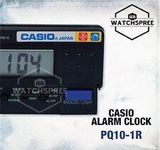 Casio Alarm Clock PQ10-1R