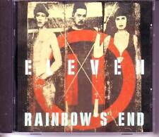 ELEVEN Rainbow's end EDIT PROMO CD Single CHRIS CORNELL