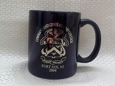 2004 Command And General Staff College Fort Dix NJ Mug Coffee Cup U.S. Army