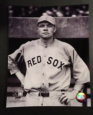 BABE RUTH Boston Red Sox  8x10 PHOTO #1 Cooperstown Collection