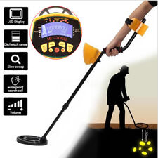 Deep Ground Sensitive Waterproof Metal Detector MD3010II Gold Finder LCD Display
