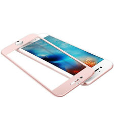3d Full Cover Tempered Glass Screen Protector Film for Apple iPhone 7 Rose Gold