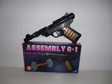 ASSEMBLY G-1 / SPIELZEUG WAFFE PISTOLE / M. FUNKTION / #5#