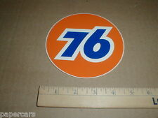 """Unocal Union 76 gas station Gasoline Oil decal sticker 5""""inch original old stock"""