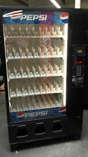 Dixie Narco 5591 Bottle Drop Soda Vending Machine With Bills & Coins Made in Usa
