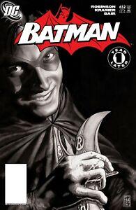 BATMAN (1940) #652 - Back Issue