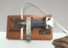 Ticker Tape Timer { Philip Harris Ltd } Tested & Working [C1950 ] Induction Coil