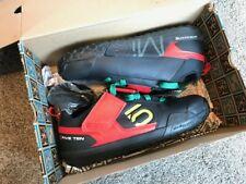 Five Ten impact VXI clipless shoes size US 11 EU 44.5 rasta color