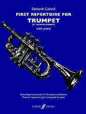 First Repertoire for Trumpet (Trumpet with Piano Accompaniment), Good Condition