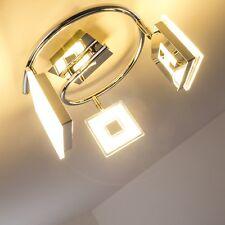Plafonnier LED Design Lustre Lampe suspension à 3 branches Lampe de salon 135669