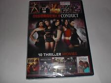Disorderly Conduct - 10 Thriller Movies DVD