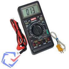 Multímetro Polímetro Digital Tester corriente AC/DC Medidor Comprobador UT-M890G