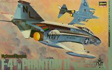 Hasegawa 1:48 McDonnell Douglas F-4 B/N Phantom II Plastic Model Kit #P5