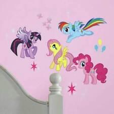 RoomMates Wandsticker My little Pony mit Glitter Mädchenzimmer