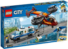 LEGO Sky Police Diamond Heist Set (60209) BOX DISTRESSED