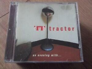 DUB TRACTOR - AN EVENING WITH... 1996 CD ELECTRO DOWNTEMPO