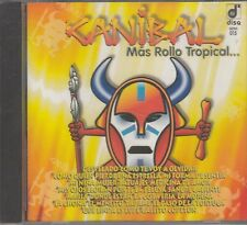 Canibal Mas Rollo tropical CD New Nuevo Sealed
