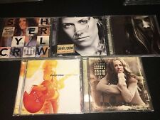 SHERYL CROW S/t Tuesday Night Music Club C'mon The Globe Sessions Very Best Of