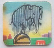 FORMAGGINO MIO FIGURINA PRISMATICA ANIMATA ANNI 60 Serie ACROBATI - Elefante