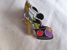 Disney Trading Pins 97739 Villain Shoes Mini-pin Set - Evil Queen ONLY