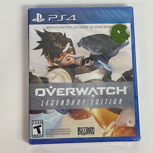 Overwatch: Legendary Edition *Brand New* PS4 (Sony PlayStation 4, 2018)