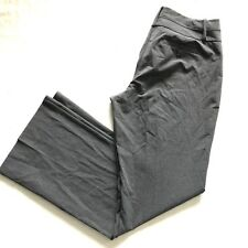 The Limited Womens Size 8 Regular Gray Career Dress Pants Bottoms Lexie Fit