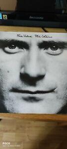 Phil Collins Face Value Vinyl Condition Ex/Ex