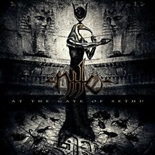 Nile - At The Gate Of Sethu (NEW CD)
