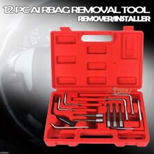 12pc AIR BAG REMOVAL TOOL SET REMOVER TORX TAMPERPROOF VW AUDI BMW MERCEDES KIT