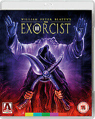 The Exorcist III Blu-Ray New & Sealed Arrow Video