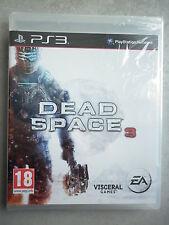 "Dead Space 3 Jeu Vidéo ""PS3"" Playstation 3"