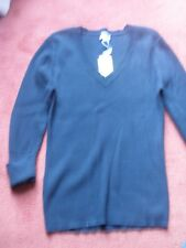 NWT - Ladies Black Jumper - size 16