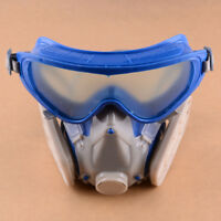 Gas Mask Full Face Respirator Goggles Paint Chemical Spray Paint Dust Filter US
