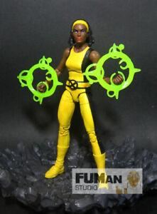 Marvel Legends DC Universe X-Men Cipher Custom Figure Hasbro Mattel Toybiz