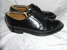 LOAKE ELEGANT MEN'S BLACK ALL LEATHER LACE UP SHOE.  SIZE UK 6 EU 38.8  VGC