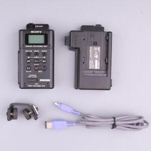 SONY HVR-MRC1 Memory Recording Unit + HVRA-CR1 eBay#2021027