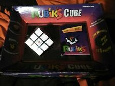 Rubik's Cube 2002 New In Box Hints Solutions Guide