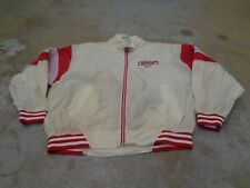 VTG JACKET PRO PLAYER DETROIT RED WINGS 1997 CHAMPION SZ XL MEN NHL 90S SEWN